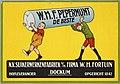 W.H.F Pepermunt de beste. N.V Suikerwerkenfabriek vh W.H Fortuin. Dockum - 1920.jpg