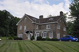 National Register of Historic Places listings in Wood County, West Virginia - Image: W. H. BICKEL ESTATE, PARKERSBURG, WOOD COUNTY, WV
