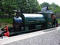 W6-S Peckett number 1967 at the Plym Valley Railway.jpg