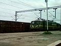 WAG-9 loco with a freight rake at Pithapuram.jpg