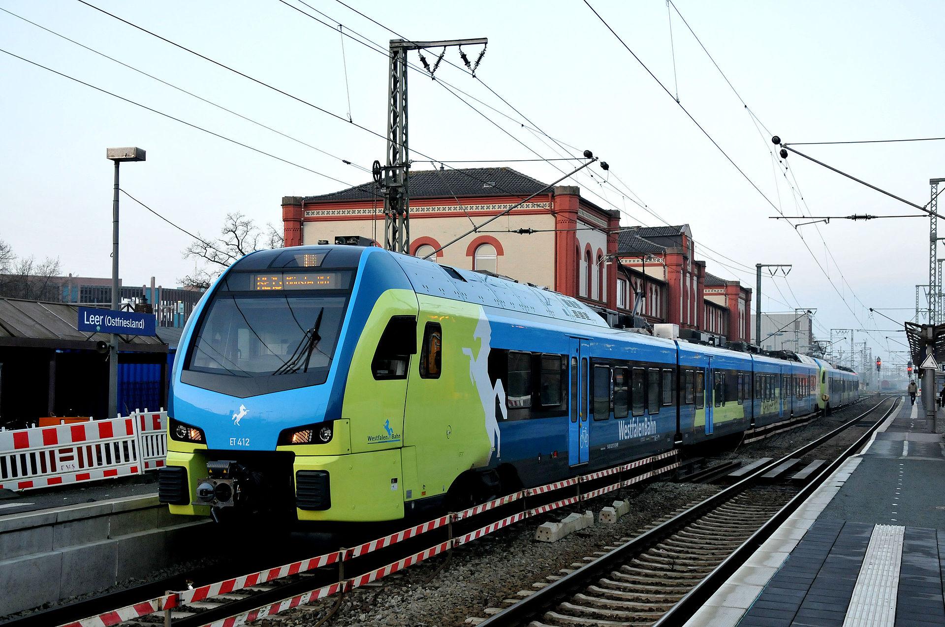 Westfalenbahn - Wikipedia