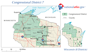 The district as of 2002