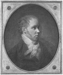 Heinrich Jacob Aldenrath, porträtiert von Friedrich Carl Gröger (Quelle: Wikimedia)