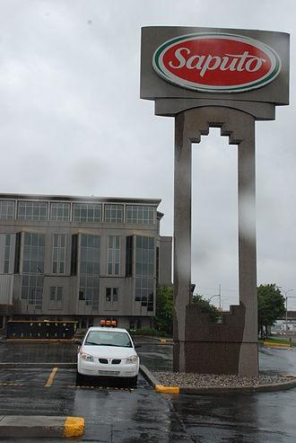 Saputo Inc. - Saputo plant, Montreal