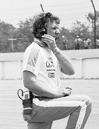 Waddell Wilson - Wilson in 1985