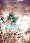 Wall-paintings of the Taiping Heavenly Kingdom on Tangzi Street3.jpg