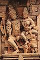 Wall relief at Mallikarjuna temple at Basaralu 3.JPG