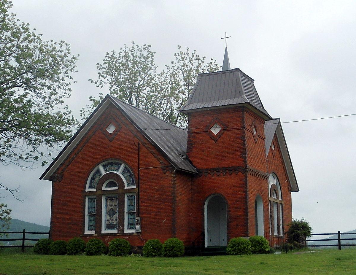 Walnut Grove Presbyterian Church Wikipedia