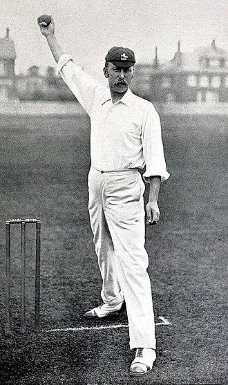 Walter Hearne - Hearne in about 1895