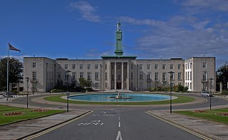 Walthamstow district of the London Borough of Waltham Forest in east London, England
