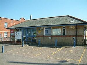 Walton-on-the-Naze railway station - Image: Walton on the Naze Station