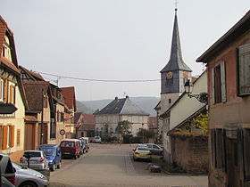 Image illustrative de l'article Wangen (Bas-Rhin)