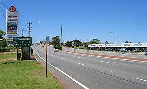 Wanneroo Road - Image: Wanneroo Road 092 S Westminster Balcatta