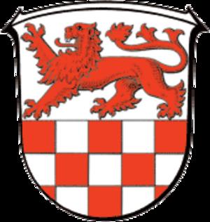 Cornberg - Image: Wappen Cornberg