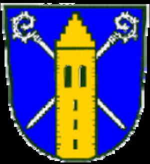 Ilmmünster - Image: Wappen Ilmmuenster