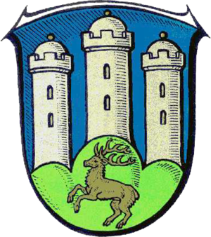 Immenhausen - Image: Wappen Immenhausen