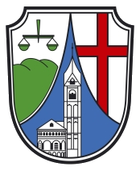 Coat of arms of the local community Lonnig