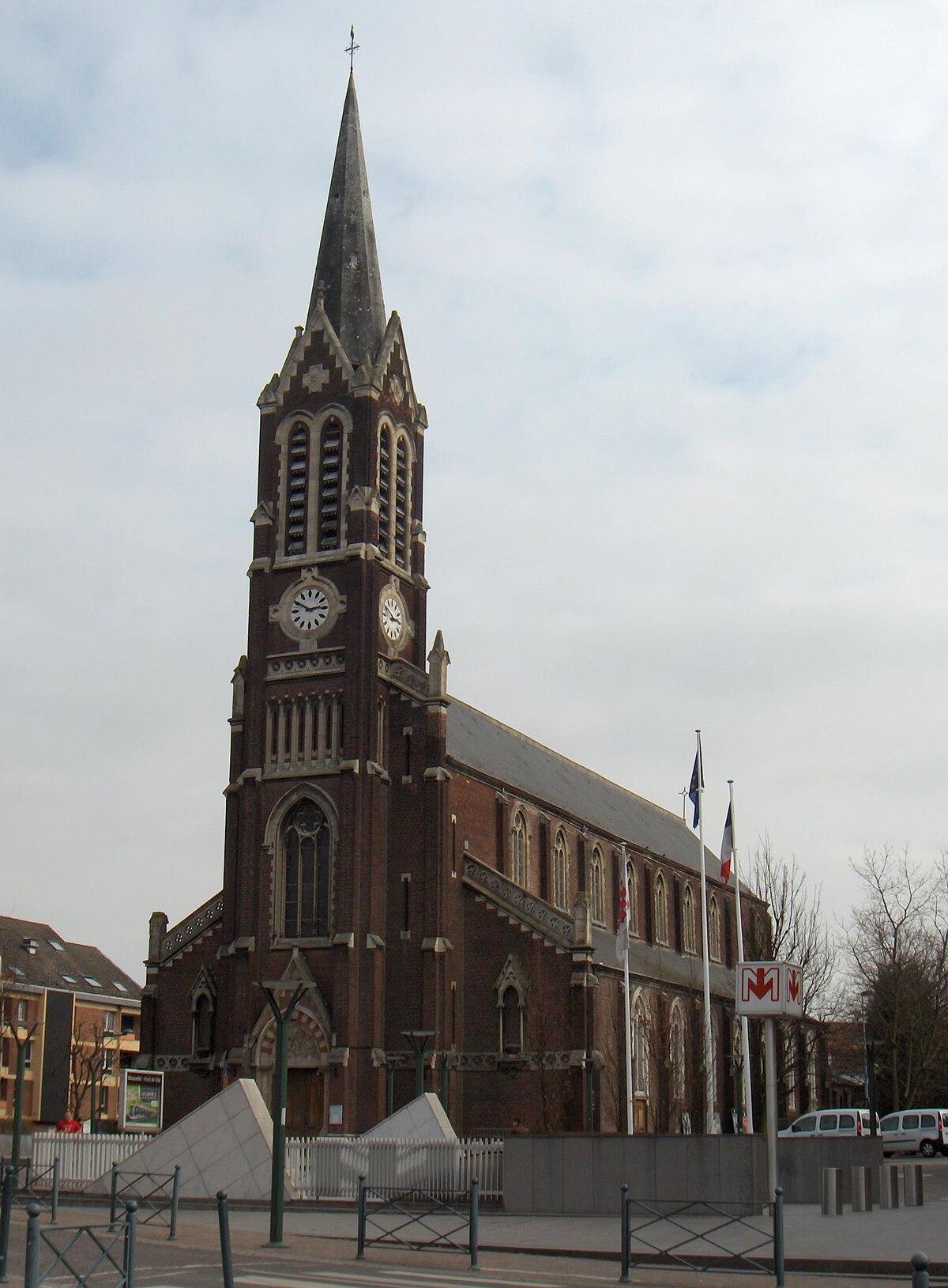 Wasquehal Centre Ville