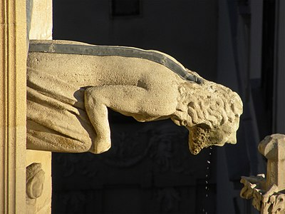 Gargoyle of St. Stephen's Cathedral, Vienna