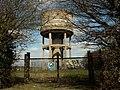 Water Tower, viewed from Cornells Lane - geograph.org.uk - 388175.jpg