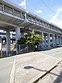 Waterway under Tokaido Shinkansen in Hamamatsu (culvert).jpg