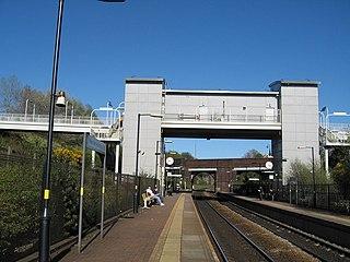 Wavertree Technology Park railway station