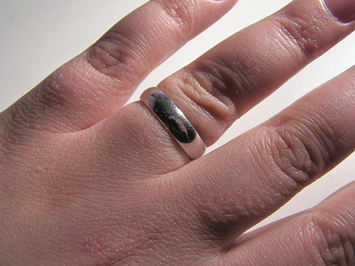 wedding ring - wikipedia