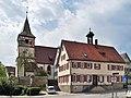 Weilimdorf Oswaldkirche Altes Rathaus.jpg