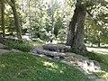 Weir Farm National Historic Site - picnic table.jpg