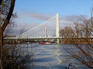 Werksbrücke West Höchst Südwest