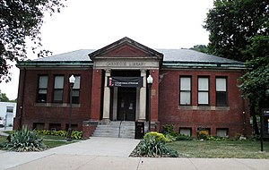 West End (Pittsburgh) - Image: West End Carnegie Libraryof Pittsburgh