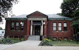 West End Branch of the Carnegie Library of Pittsburgh - Image: West End Carnegie Libraryof Pittsburgh