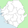 Western Area Urban District Sierra Leone locator.png