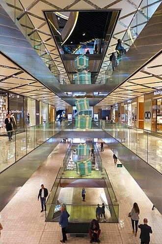 Westfield Sydney - Atrium