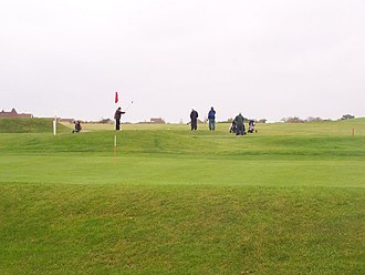 Birchington-on-Sea - Westgate and Birchington Golf Course