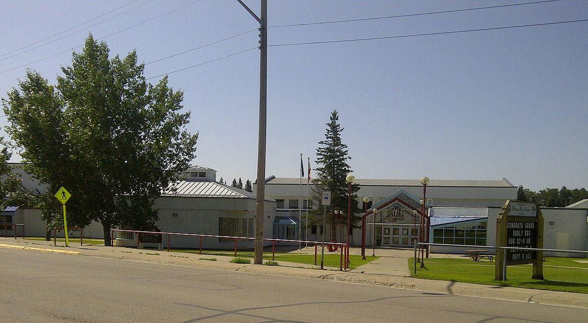 Hilltop High School Whitecourt Wikipedia