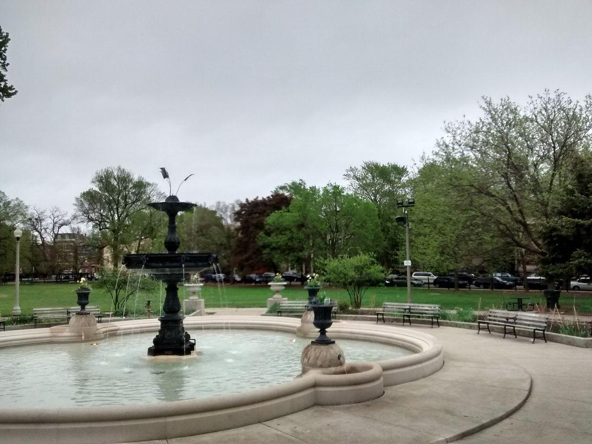 Wicker park chicago park wikipedia - Washington park swimming pool milwaukee ...