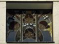 Wien - Steinhof - Otto-Wagner-Kirche - Engelfenster.jpg