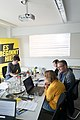 Wikimedia Amnesty International Österreich Wikipedia-Workshop 2018-10 6.jpg