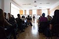 Wikimedia Hackathon Vienna 2017-05-19 Mentoring Program Introduction 004.jpg