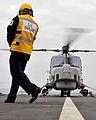 Wildcat Helicopter Trials Onboard RFA Argus MOD 45153722.jpg