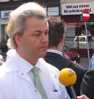 Party for Freedom - Geert Wilders in 2007