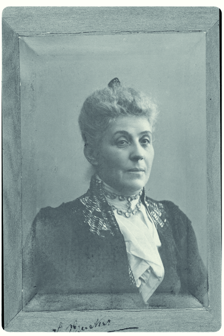 In the Netherlands, Wilhelmina Drucker (1847-1925) fought successfully for the vote and equal rights for women through political and feminist organizations she founded. Wilhelmina Drucker IMG0020.tif