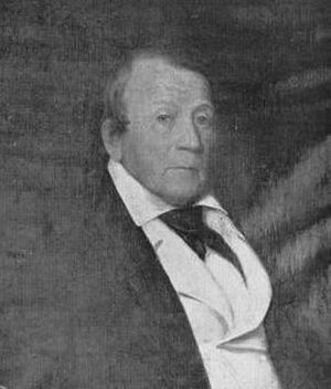 William Barclay Foster - Founder of Lawrenceville, PA, Politician, and father of Stephen Collins Foster