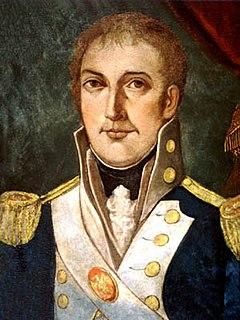 William C. C. Claiborne American frontier politician