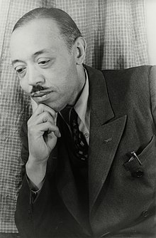 Fotografio de William Grant Still (1949) de Carl Van Vechten