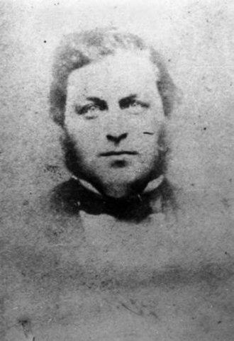 William Pattison (Queensland politician) - Image: William Pattison