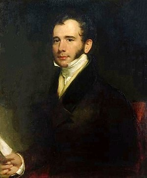 William Thomas Brande - William Thomas Brande by Henry William Pickersgill, 1830