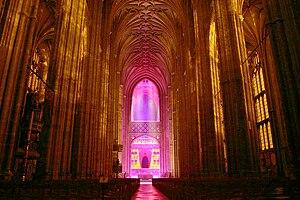 Willie Williams (set designer) - Willie Williams, 'Vigil' installation, Canterbury Cathedral, UK, 2006