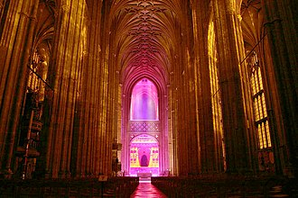 Willie Williams (set designer) - Willie Williams, 'Vigil' installation, Canterbury Cathedral, UK, 2006